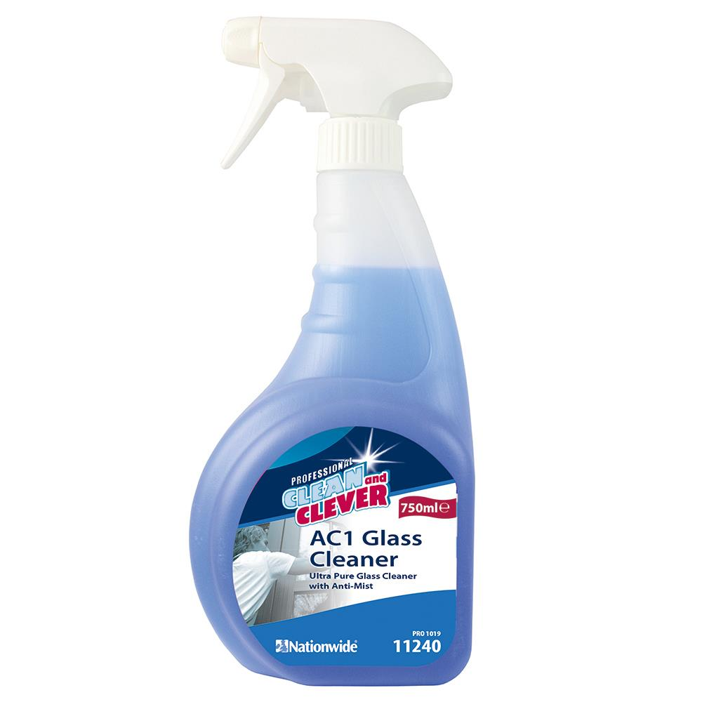 Clean & Clever AC1 Window & Glass Cleaner Trigger