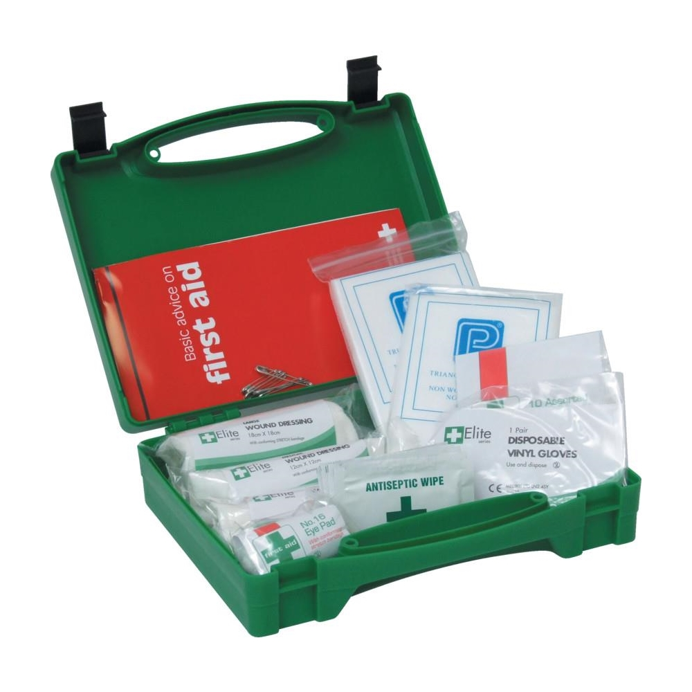Standard First Aid Kit 1-10 Person