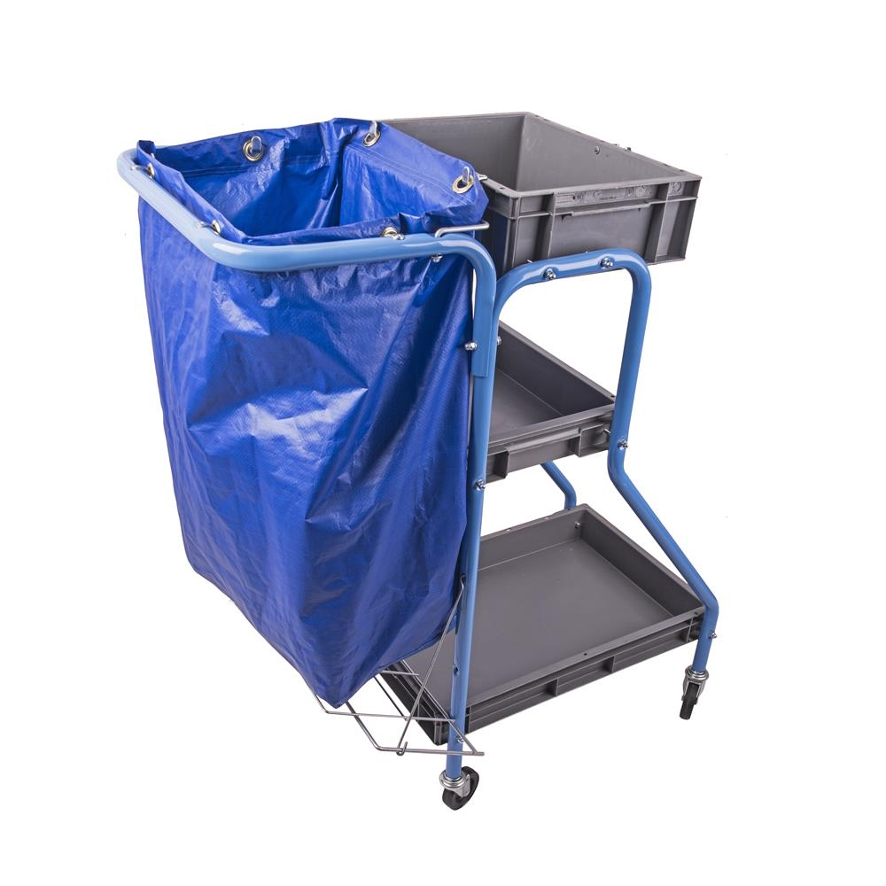 Port-O-Cart Cleaners Trolley