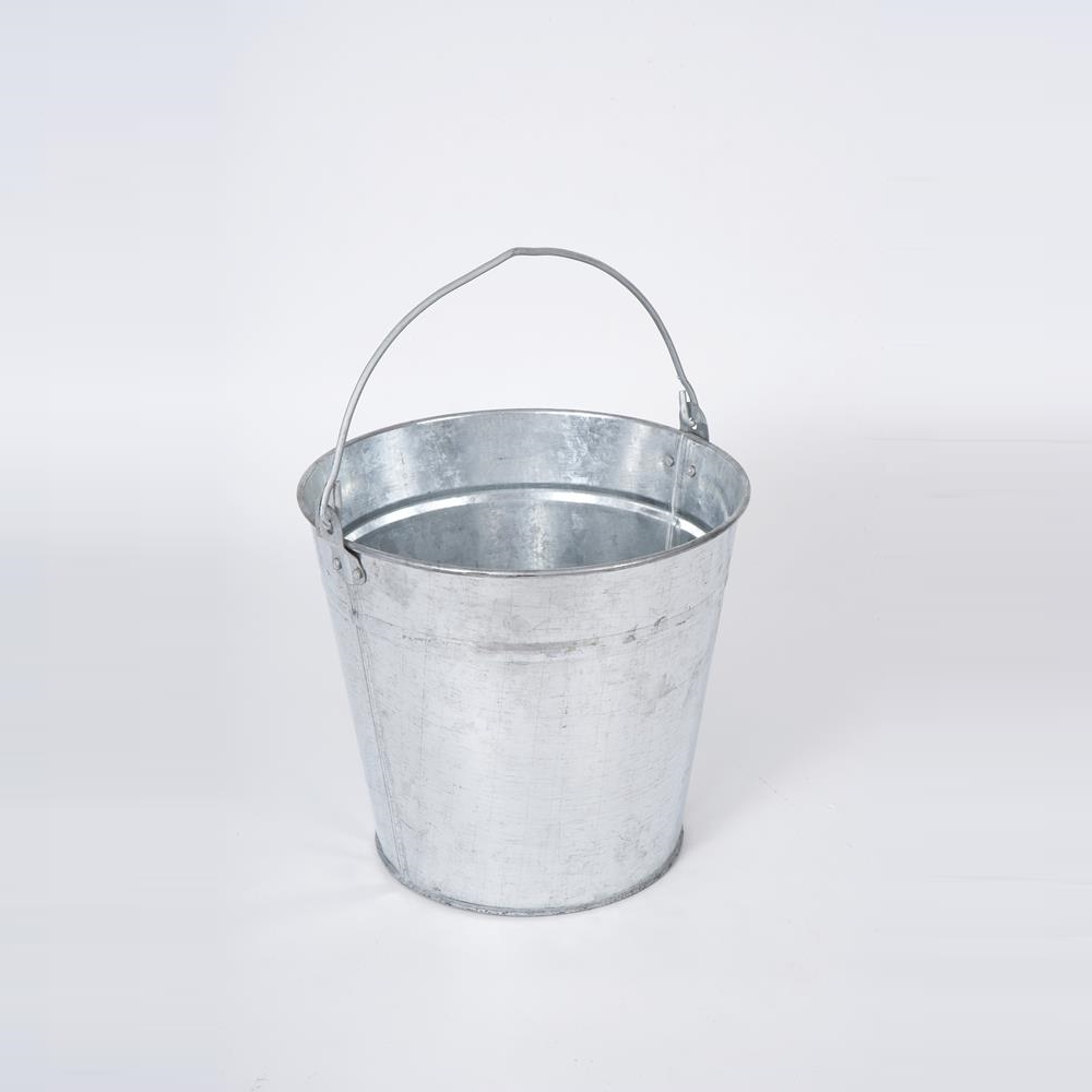 Galvanised Bucket