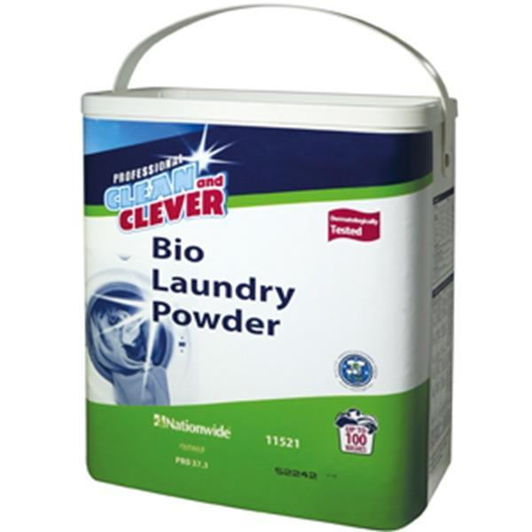 Clean & Clever Bio Laundry Powder