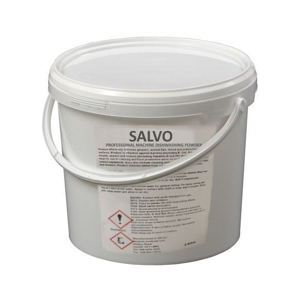 Salvo Machine Dishwasher Powder