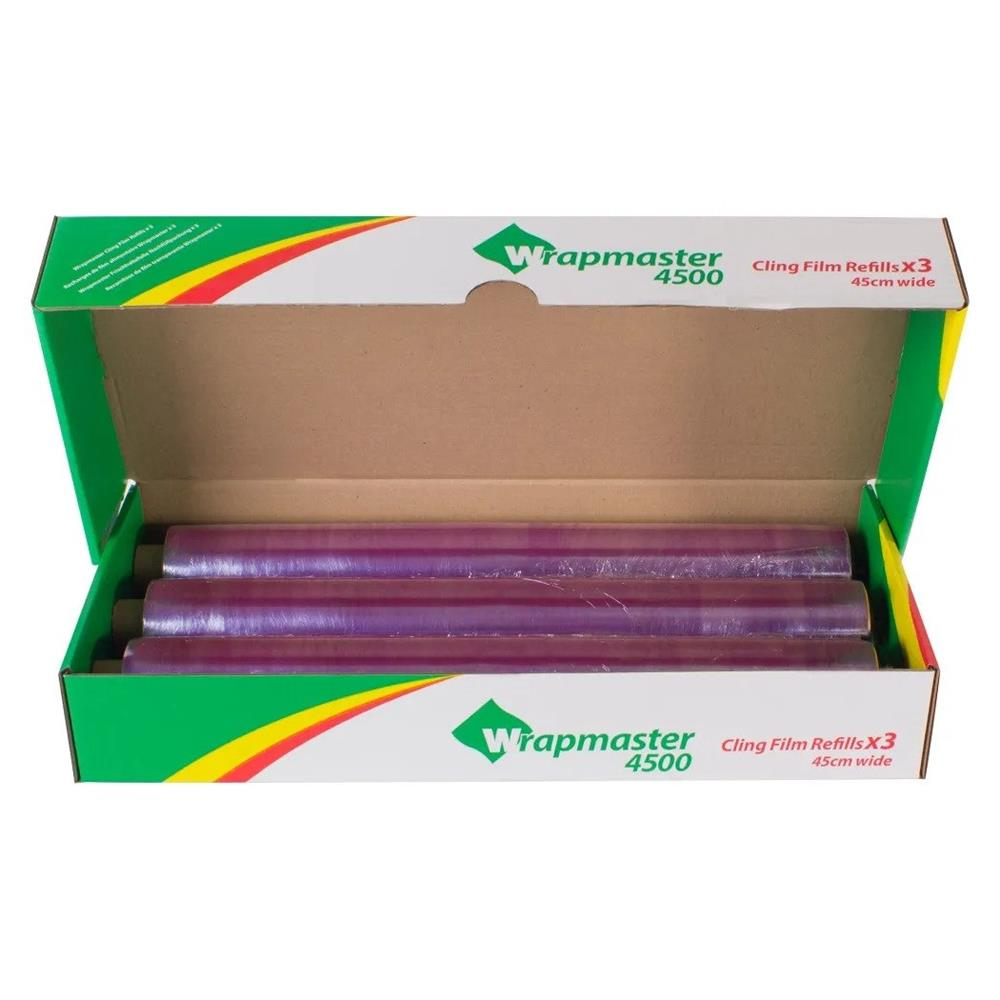 Wrapmaster 4500 Clingfilm