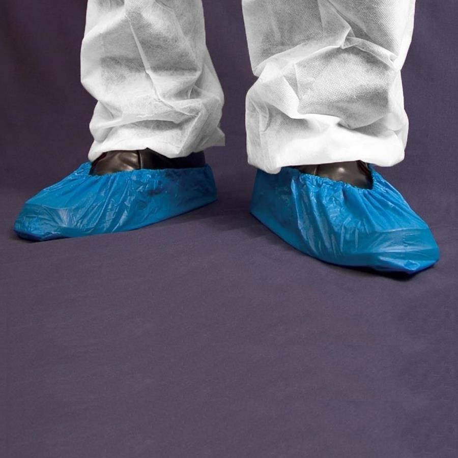 Overshoes - Blue