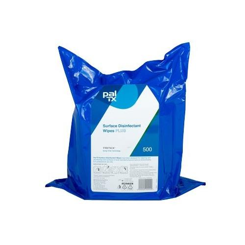PAL TX Large Surface Wipes Refill