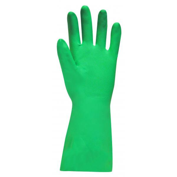 Green HD Nitrile Gloves