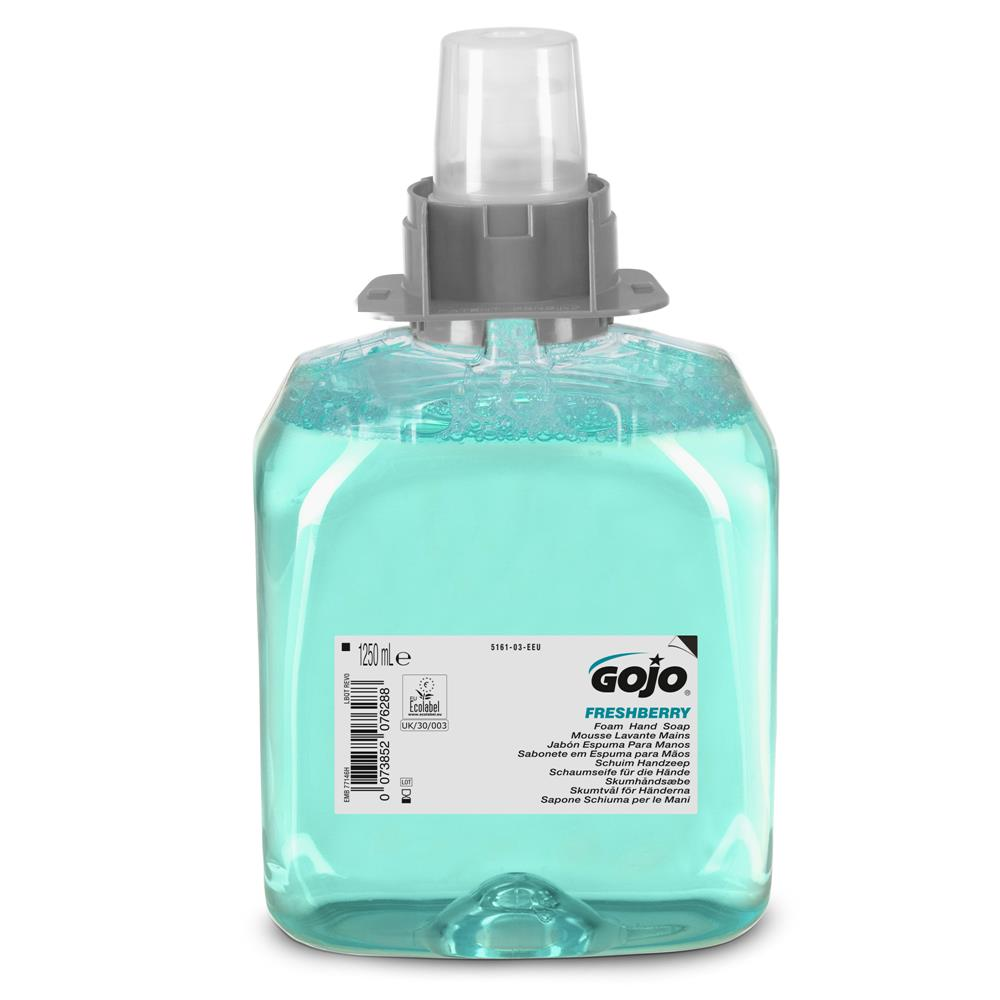 GoJo Luxury Foam Handwash 5161-03