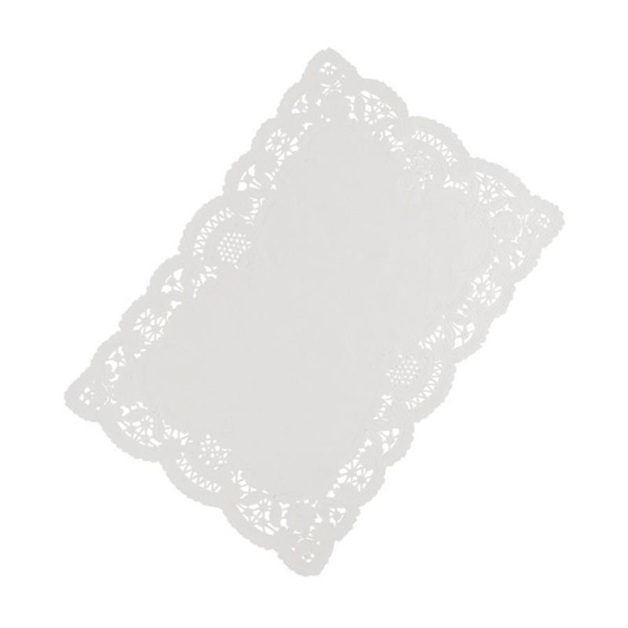Lace Tray Paper White