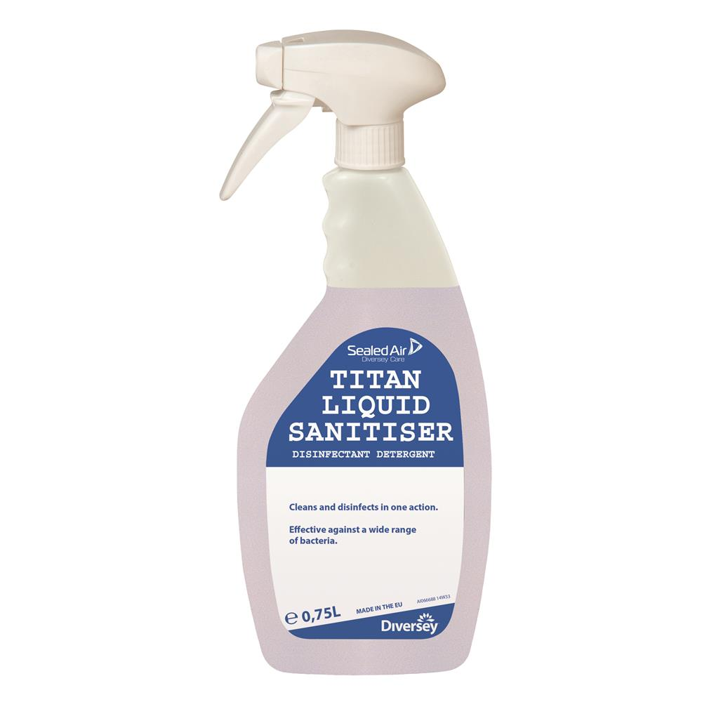Titan Liquid Sanitizer - Trigger