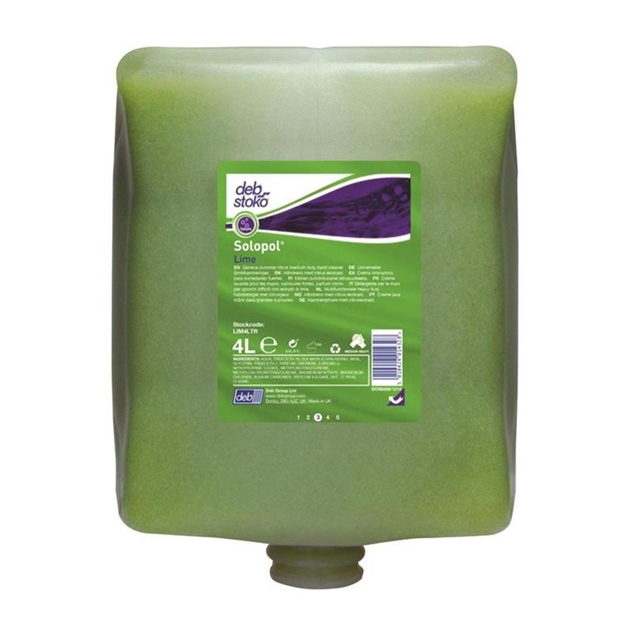 Solopol Lime - 4000 cartridge