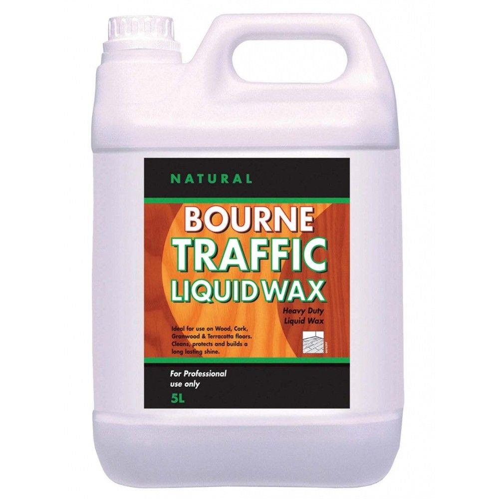 Bourne Traffic Liquid Wax