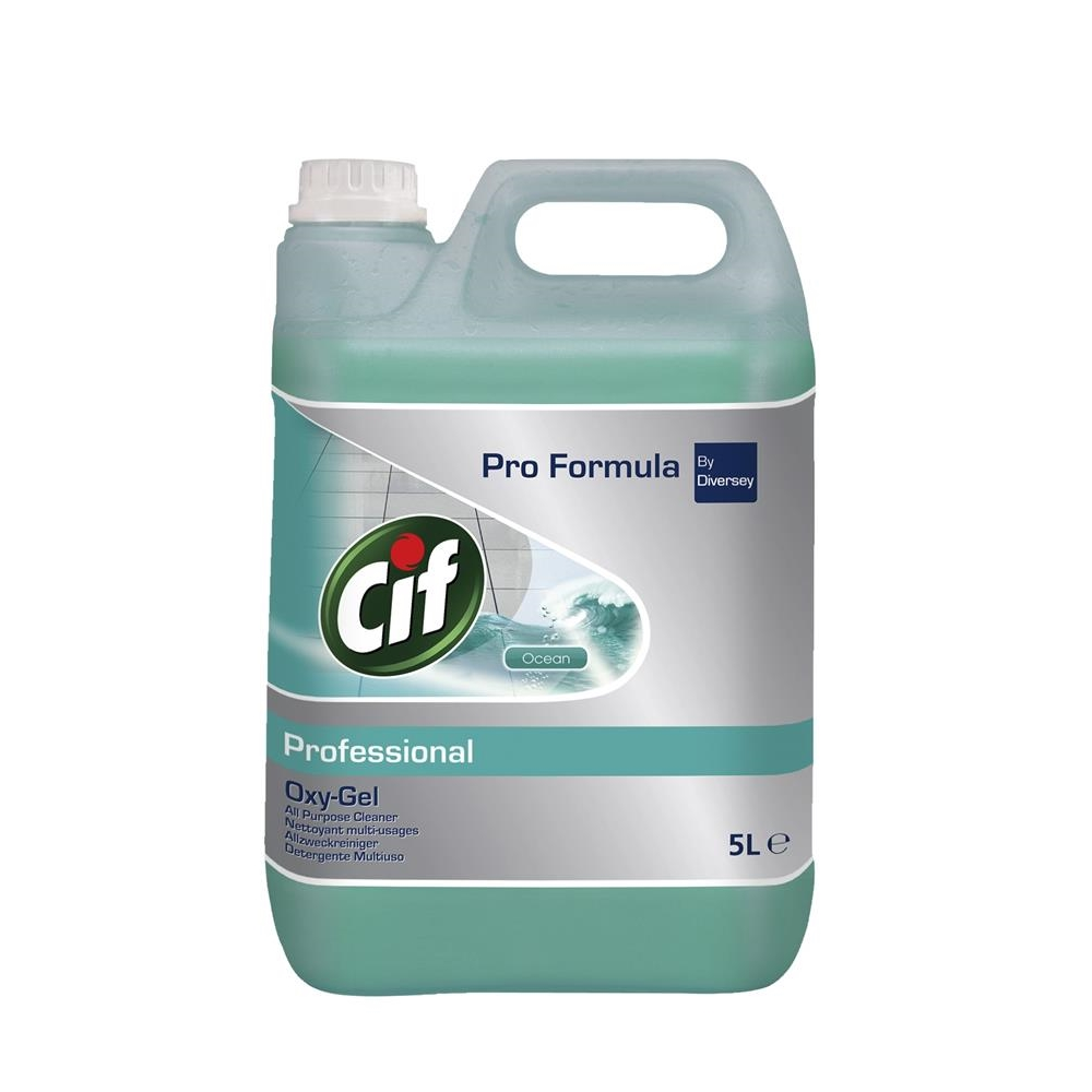 Cif Oxygel Cleaner