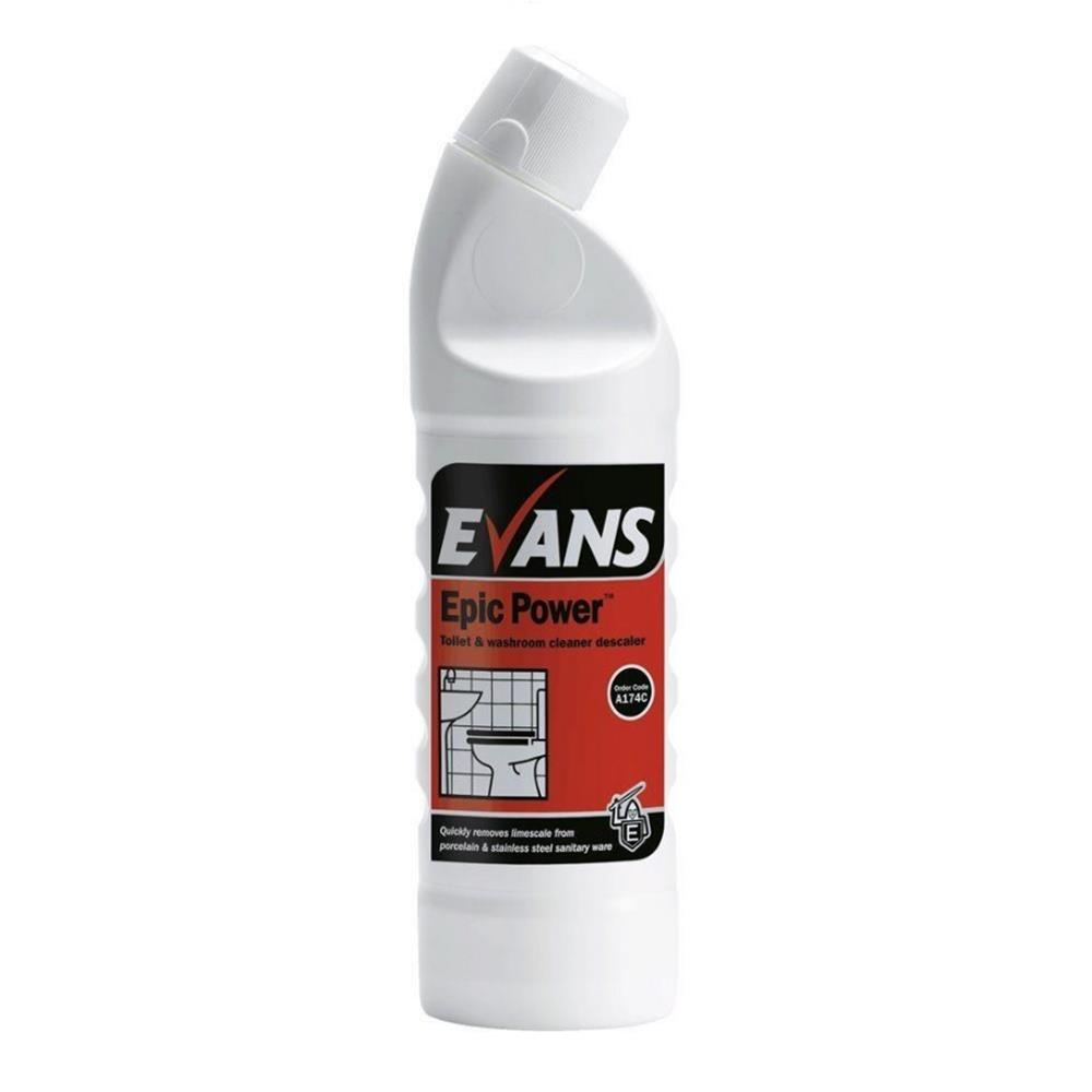 Evans Epic Power Toilet Cleaner