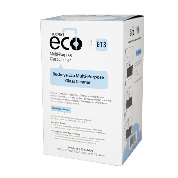 Buckeye ECO E13 Multi-Purpose & Glass Cleaner