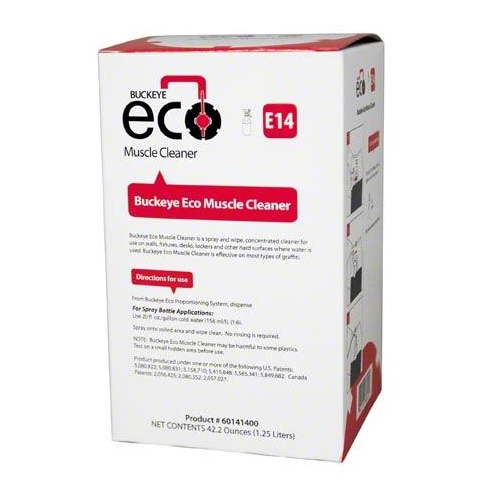 Buckeye ECO E14 Muscle Cleaner