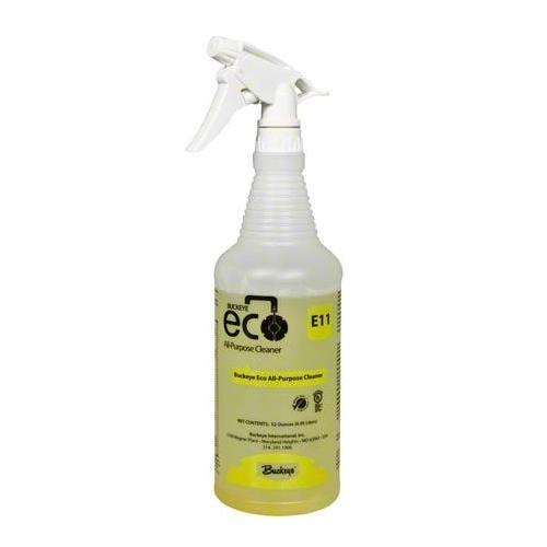 Byckeye ECO Reusable Spray Bottle - E11 All-Purpose Cleaner