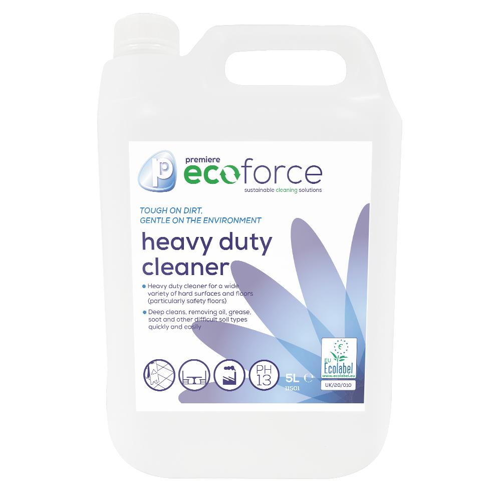 Ecoforce Heavy Duty Cleaner