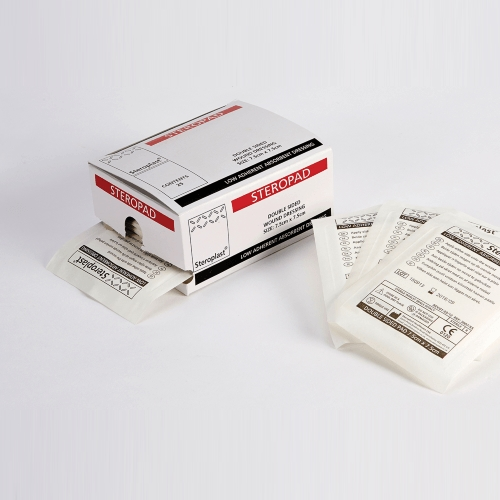 Steropad Double Sided Wound Dressings