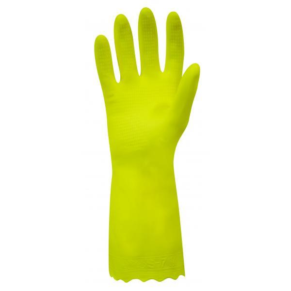 Yellow Latex Free Gloves