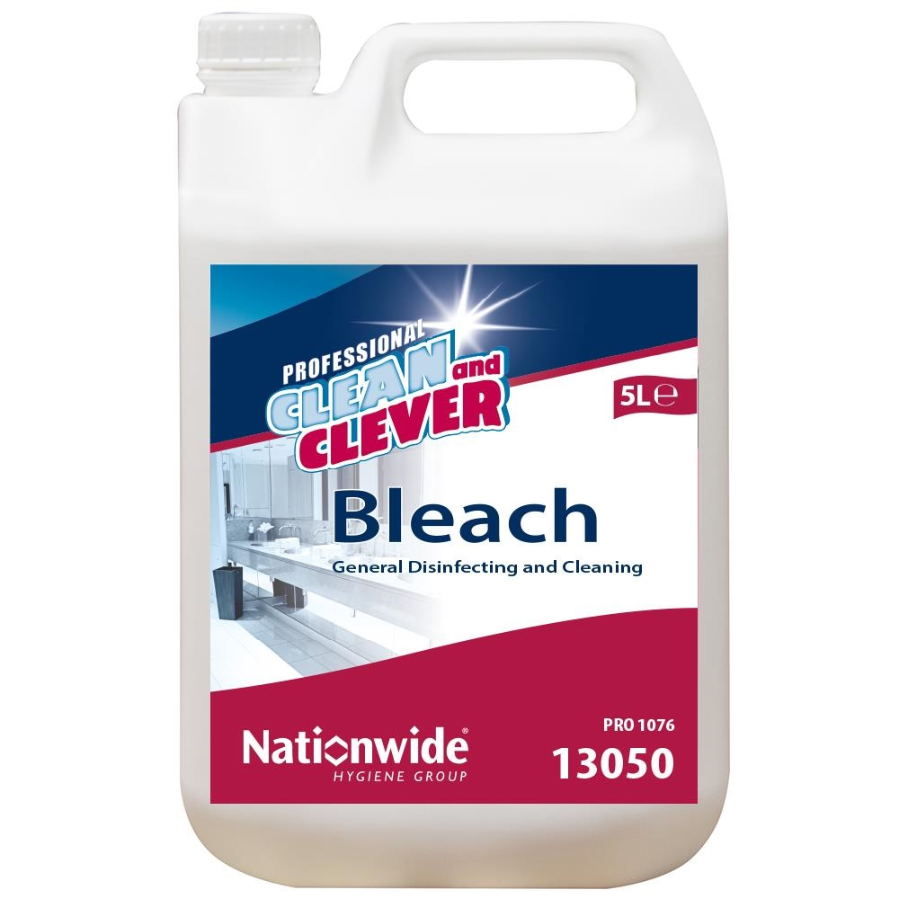 Clean & Clever Bleach