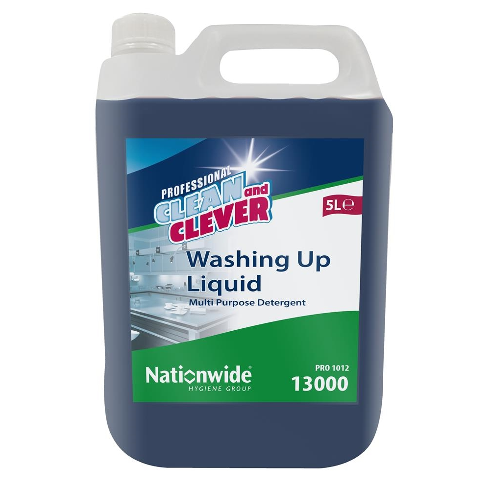 Clean & Clever Washing Up Liquid