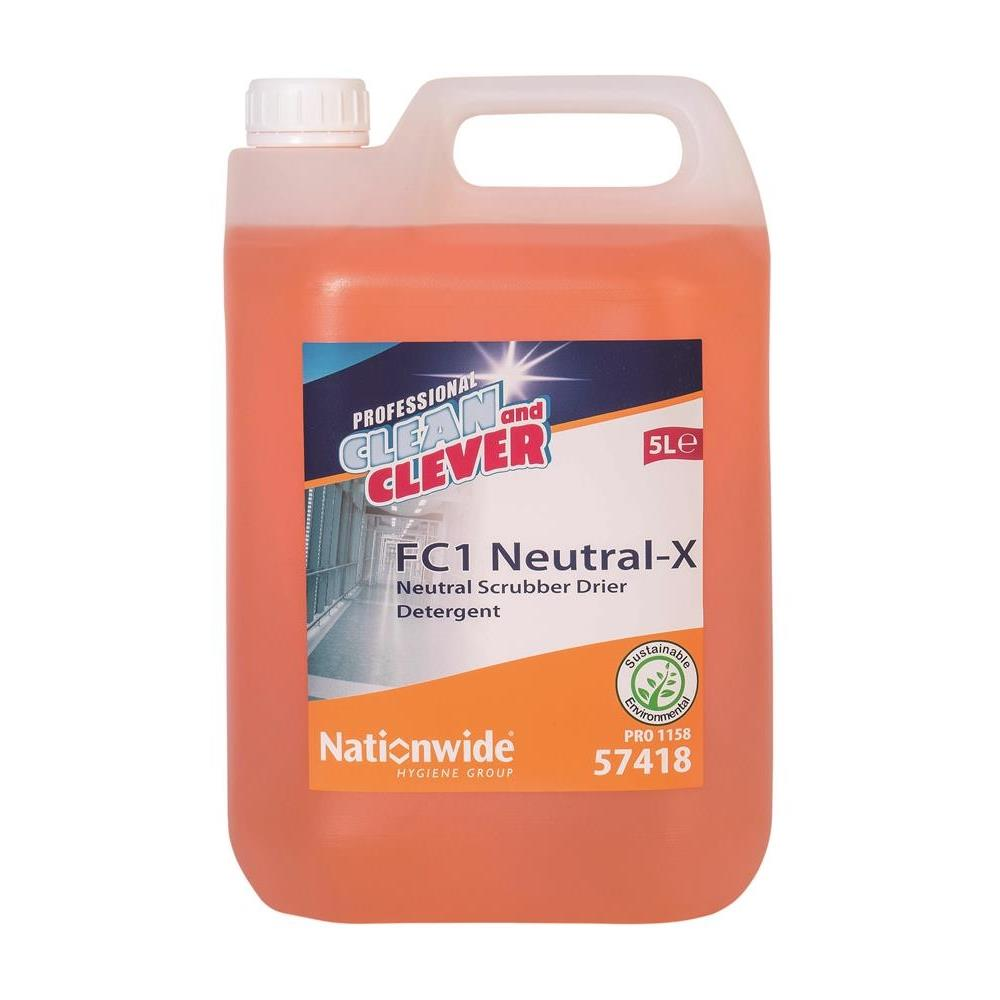 Clean & Clever FC1 Neutral-X S/Drier Detergent